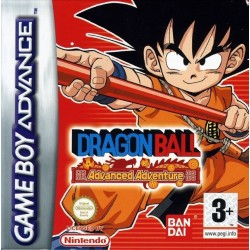 DRAGON BALL ADVANCED ADVENTURE COMPLET ETAT NEUF FRA