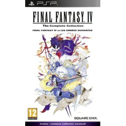 FINAL FANTASY 4 THE COMPLETE COLLECTION