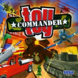 TOY COMMANDER COMPLET BOITE CASSEE