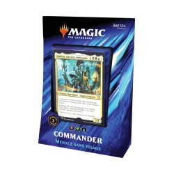 MAGIC THE GATHERING DECK COMMANDER 2019 MENACE SANS VISAGE