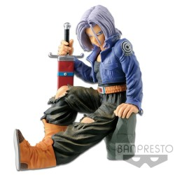 DRAGON BALL FIGURINE BWFC COLOSSEUM 8 TRUNKS