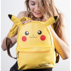 SAC A DOS POKEMON PIKACHU