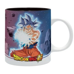 MUG GOKU ULTRA INSTINCT VS JIREN