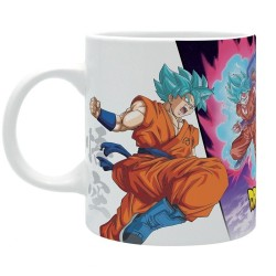 DRAGON BALL SUPER MUG 320ML GOKU VS HIT