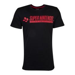 T-SHIRT (M) SUPER NINTENDO