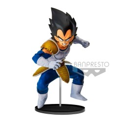 FIGURINE DRAGON BALL BWFC COLOSSEUM 2 VOL 5 VEGETA