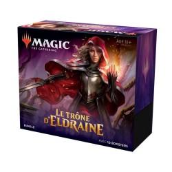 MAGIC THE GATHERING LE TRONE D ELDRAINE BUNDLE