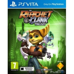 RATCHET CLANK TRILOGY