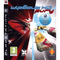 WIPEOUT HD FURY COMPLET