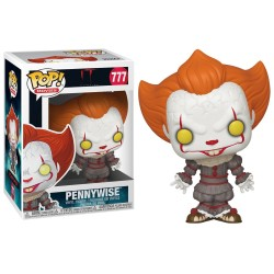 FUNKO POP! PENNYWISE WITH OPEN ARMS N°777