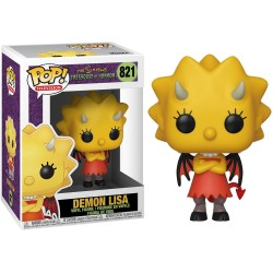 FUNKO POP! DEMON LISA N°821