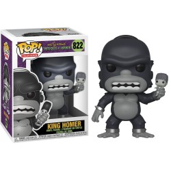 FUNKO POP! KING HOMER N°822