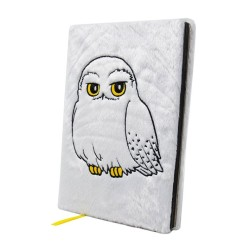 NOTEBOOK HARRY POTTER A5 HEDWIGE FLUFFY