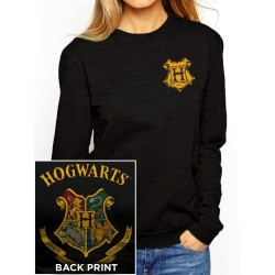SWEAT (L) HARRY POTTER HOGWARTS