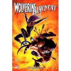 WOLVERINE BLACK CAT
