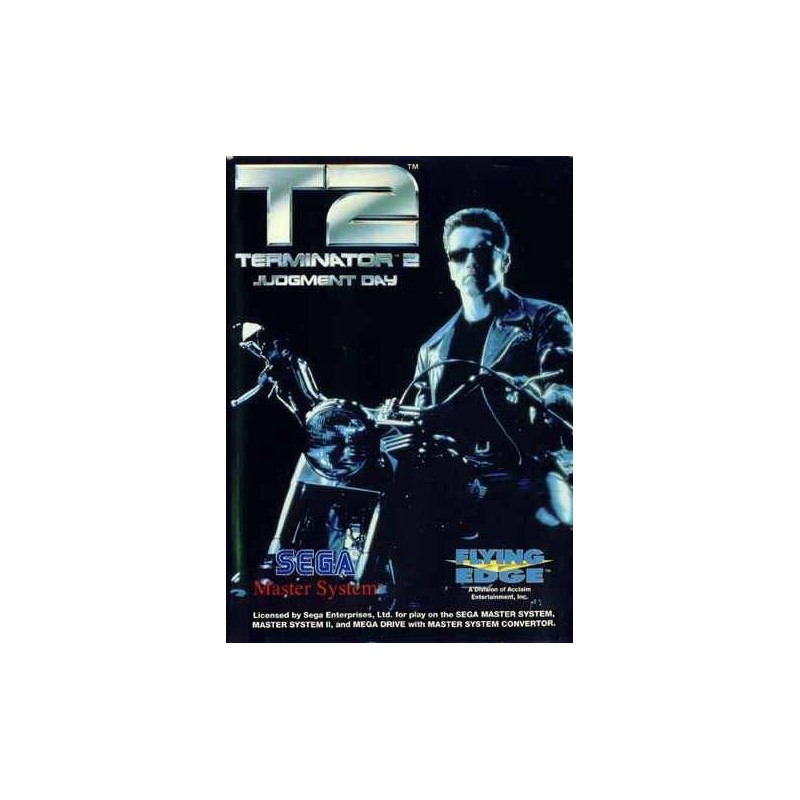 TERMINATOR 2 JUDGMENT DAY SANS NOTICE