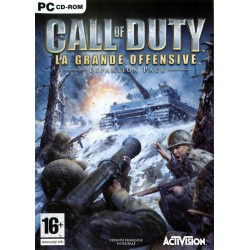 CALL OF DUTY LA GRANDE OFFENSION EXPANSION PACK INTEGRALE