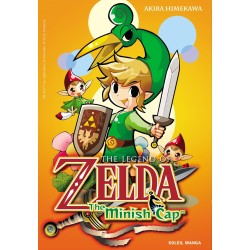 THE LEGEND OF ZELDA MINISH CAP