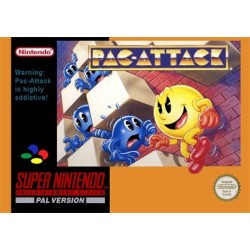 PAC-ATTACK OCCASION SUR SNES PAL VERSION