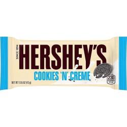 HERSHEY S COOKIE N CREAM 43 GR