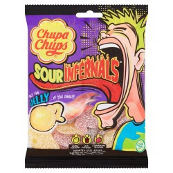 CHUPA CHUPS SOURS INFERNALS JELLY