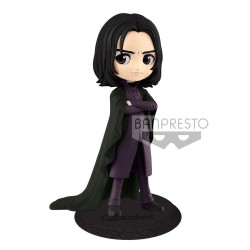 FIGURINE HARRY POTTER Q POSKET SEVERUS SNAPE NORMAL COLOR VERSION 14 CM