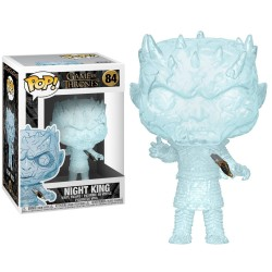 FUNKO POP! CRYSTAL NIGHT KING N°84