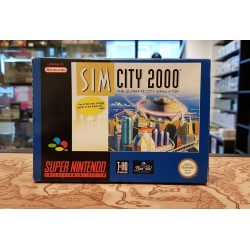 SIM CITY 2000 PAL EUR COMPLET