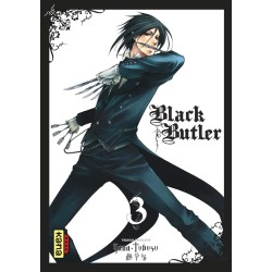 VOL. 3 BLACK BUTLER