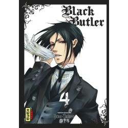 VOL. 4 BLACK BUTLER