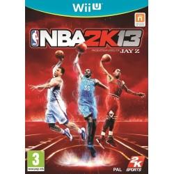 NBA 2K13 WII U OCC