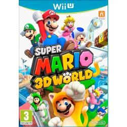 SUPER MARIO 3D WORLD OCCASION SUR WII U