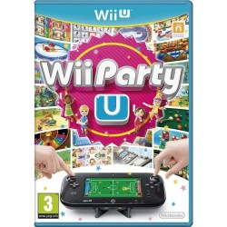 WII PARTY U NEUF BLISTER