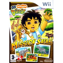 GO DIEGO ! MISSION SAFARI