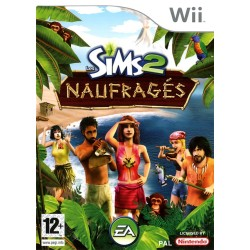 LES SIMS 2 NAUFRAGES